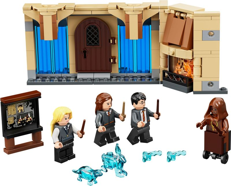 LEGO® Harry Potter Hogwarts™ Room of Requirement components