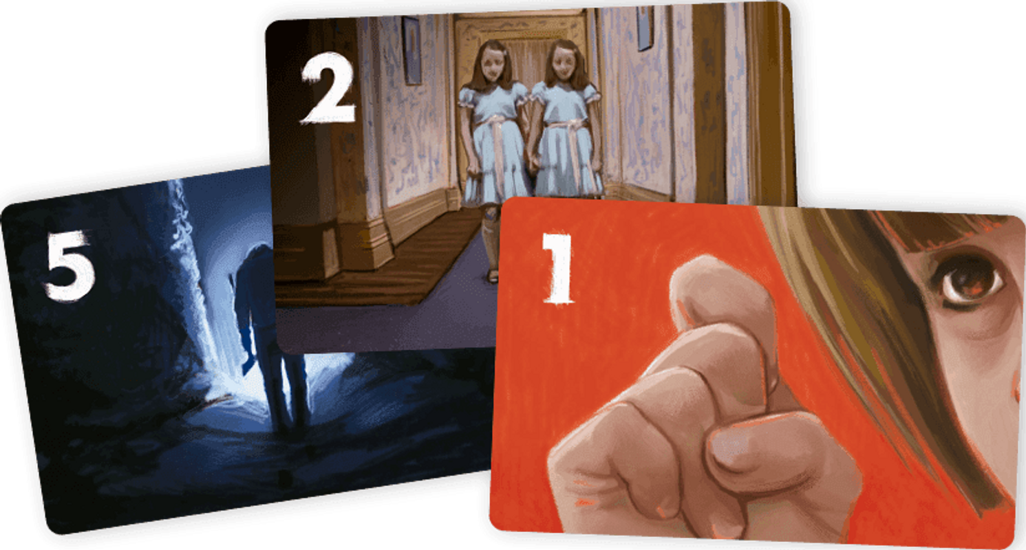The Shining cards