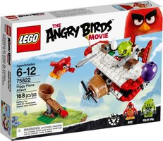 LEGO® Angry Birds Piggy Plane Attack