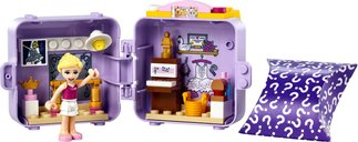 LEGO® Friends Stephanie's Ballet Cube components
