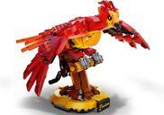 LEGO® Harry Potter™ Fawkes, Dumbledore's Phoenix components