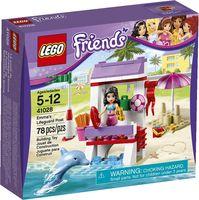 LEGO® Friends Emma's Lifeguard Post