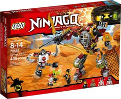 LEGO® Ninjago Salvage M.E.C.