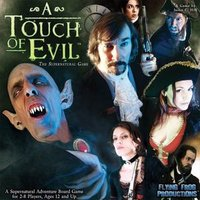 Touch of Evil The Supernatural