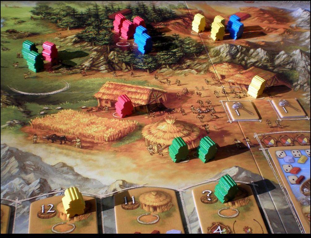 Stone Age gameplay