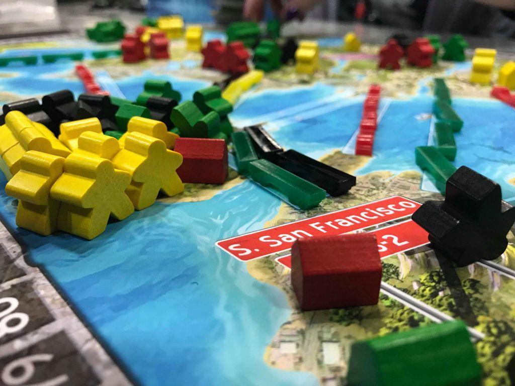 Aftershock: San Francisco & Venice components