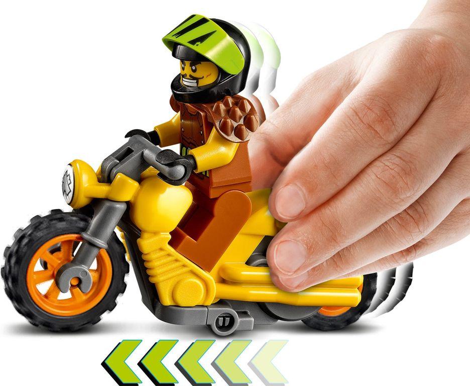 LEGO® City Demolition Stunt Bike gameplay