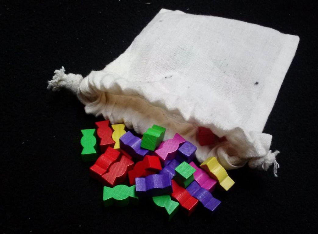 Piñata components
