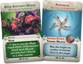 Arcadia Quest: Fire Dragon cards