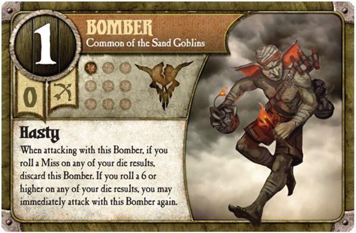 Summoner Wars: Taliya's Spirit cards