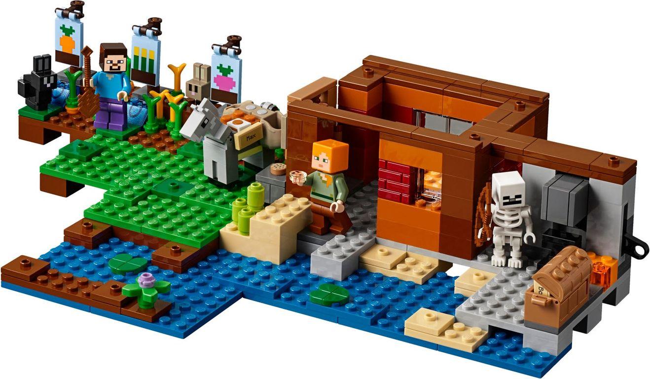 The Farm Cottage interior