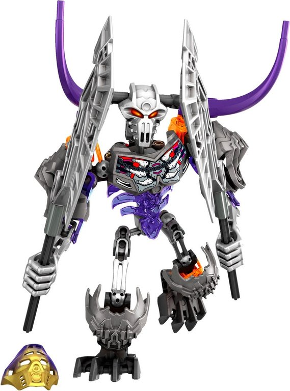 LEGO® Bionicle Skull Basher components