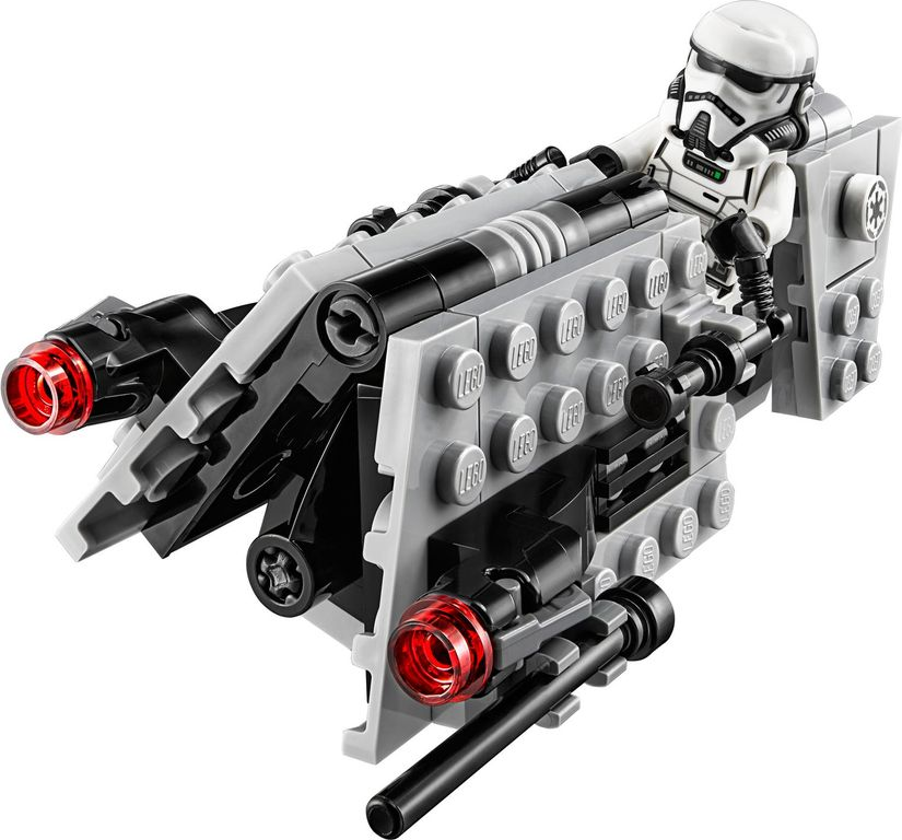 LEGO® Star Wars Imperial Patrol Battle Pack components