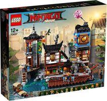 LEGO® Ninjago City Docks
