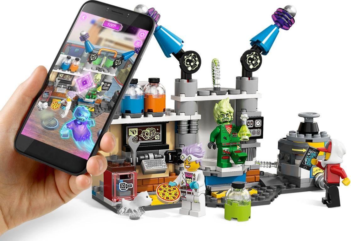 LEGO® Hidden Side J.B.'s Ghost Lab gameplay