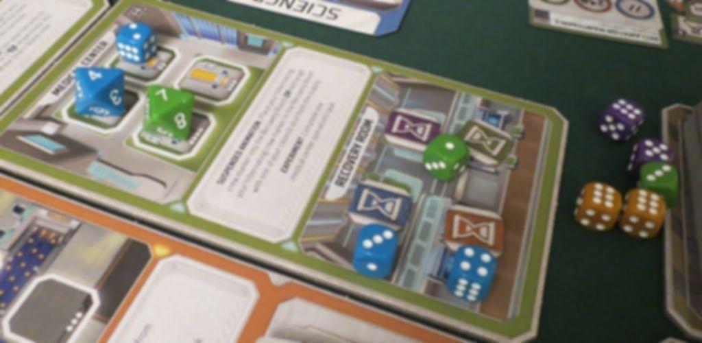 Gen7: A Crossroads Game gameplay