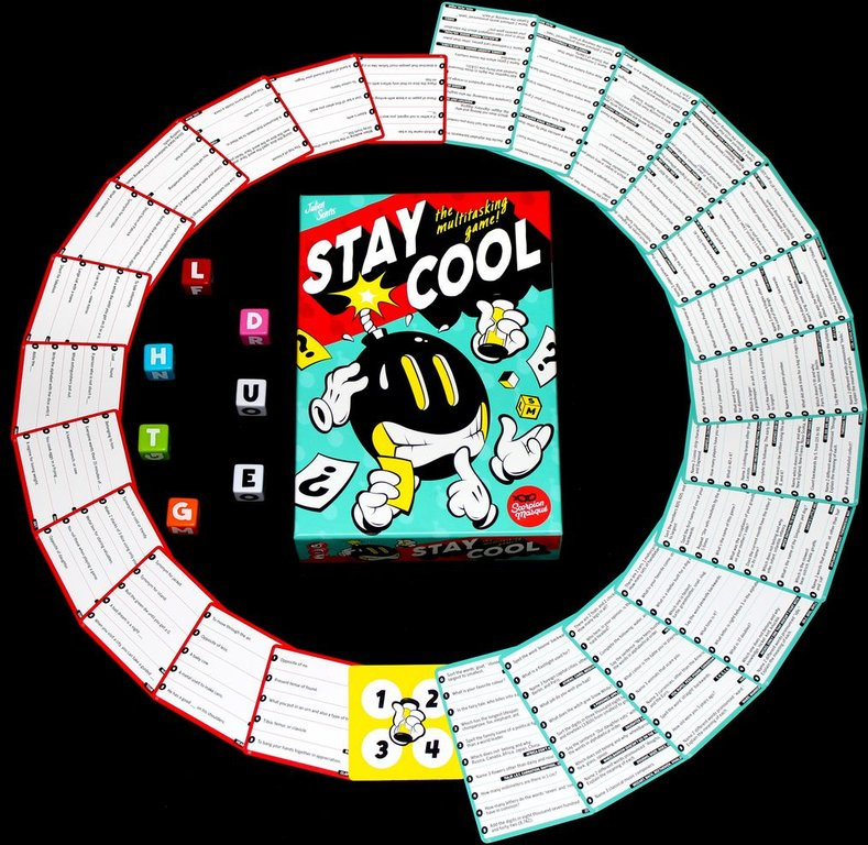Stay Cool components