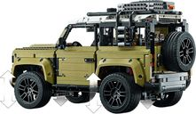 LEGO® Technic Land Rover Defender components