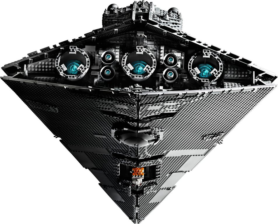 LEGO® Star Wars Imperial Star Destroyer™ back side