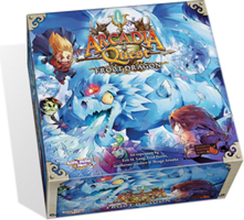 Arcadia Quest: Frost Dragon