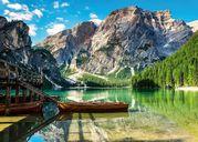 Pragser Wildsee, Dolomites, South Tyrol, Italy