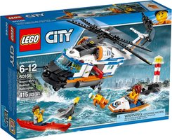 LEGO® City Heavy-duty Rescue Helicopter
