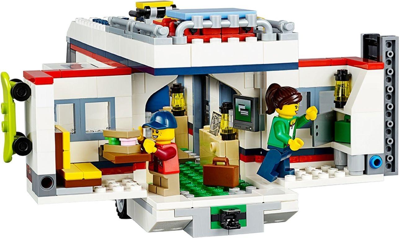 LEGO® Creator Vacation Getaways interior