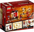 LEGO® Ninjago Monastery Training back of the box