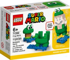 LEGO® Super Mario™ Frog Mario Power-Up Pack