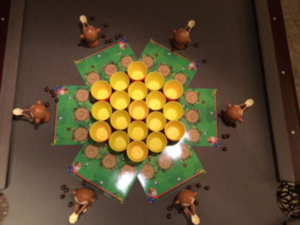 Coconuts components