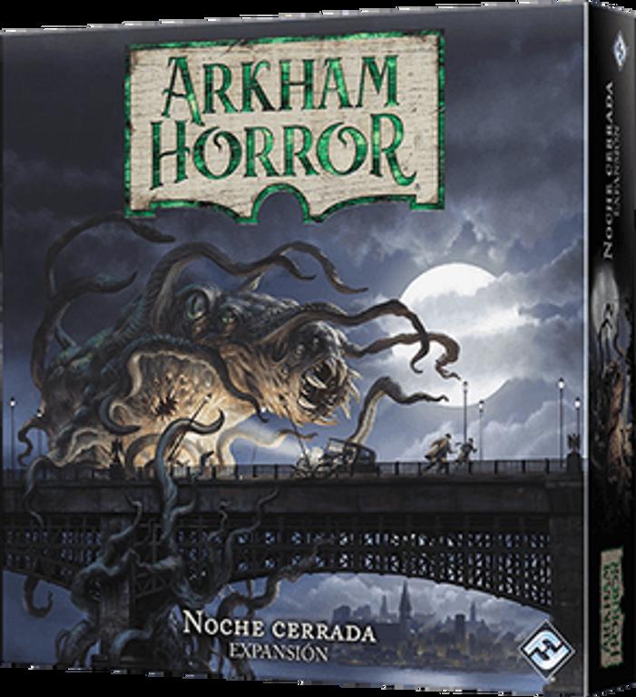 Arkham Horror (Third Edition): Noche Cerrada