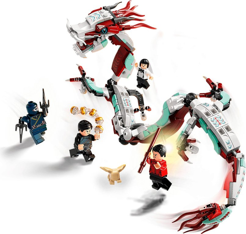 LEGO® Marvel Battle at the Ancient Village gameplay