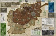 A Distant Plain game board