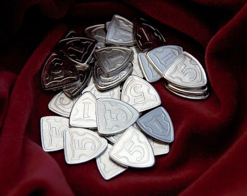 Dominion: Prosperity coins