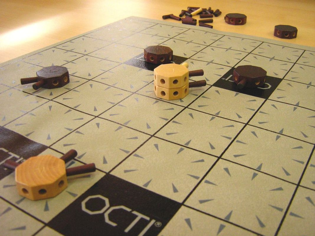 Octi gameplay