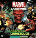 """Marvel Champions: Le Jeu De Cartes – L""""avénement de Crâne Rouge"""