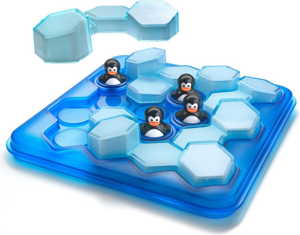 Penguins Pool Party components