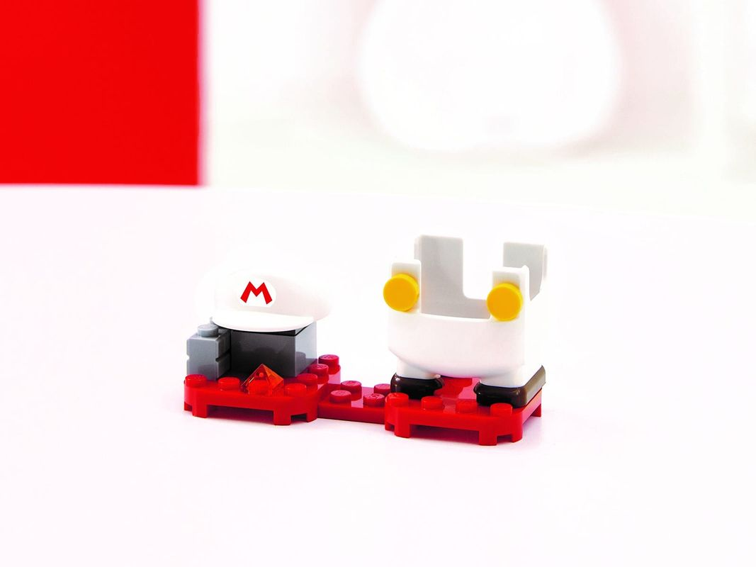 Fire Mario Power-Up Pack components