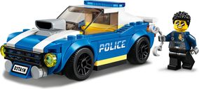 Police Highway Arrest minifigures