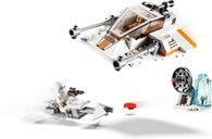 LEGO® Star Wars Snowspeeder™ gameplay