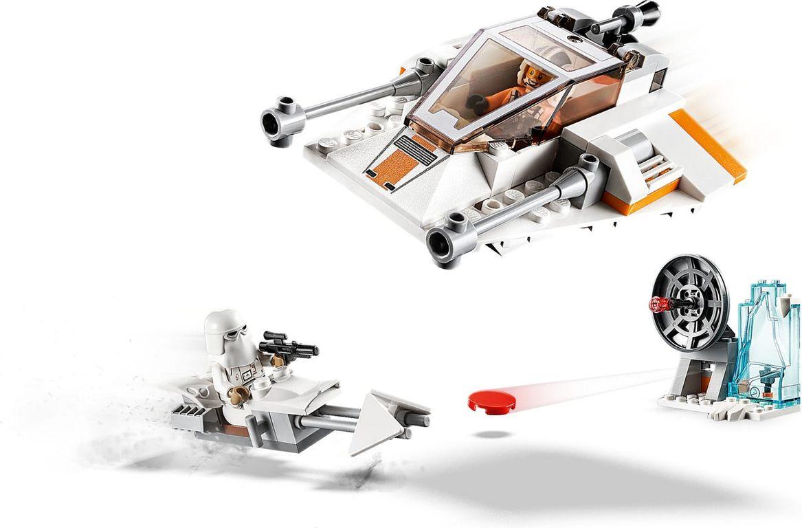 Snowspeeder™ gameplay