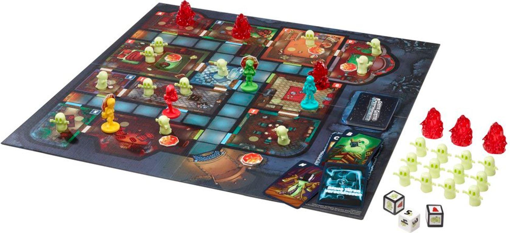 Ghost Fightin' Treasure Hunters gameplay