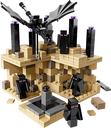 LEGO® Minecraft The End gameplay
