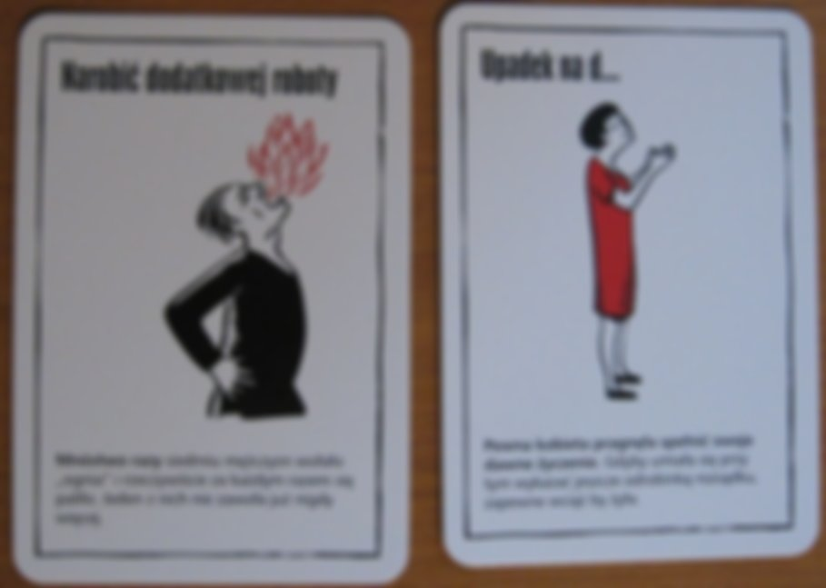 black stories: Funny Death Edition cards