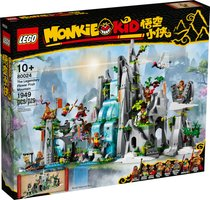 LEGO® Monkie Kid The Legendary Flower Fruit Mountain