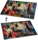 Starcadia Quest: Showdown game board