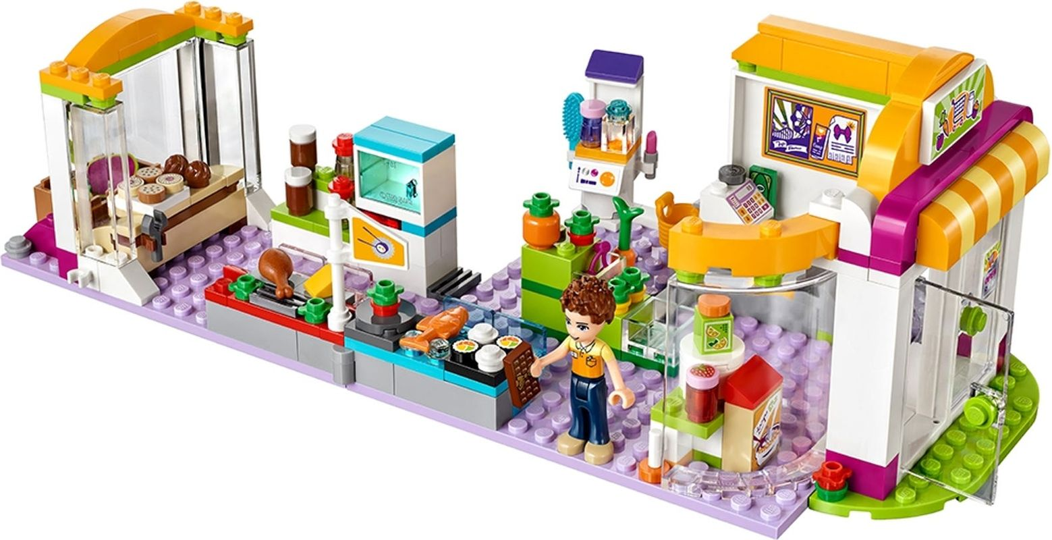 Heartlake Supermarket components