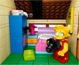The Simpsons™ House interior