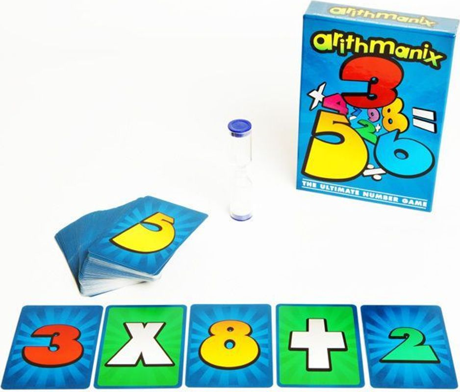 Arithmanix components