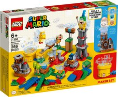 LEGO® Super Mario™ Master Your Adventure Maker Set
